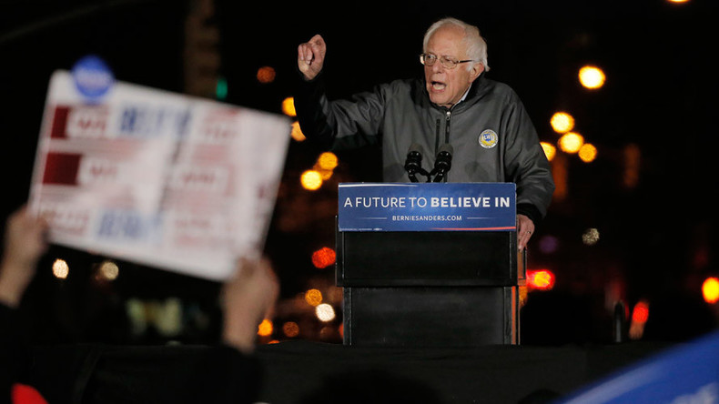 Sanders belatedly apologizes for surrogate's 'corporate Democratic whores' comment