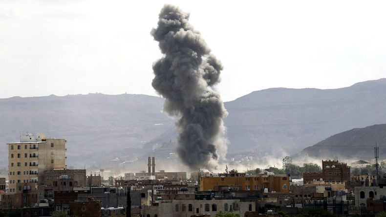 Red-handed: UK military trained Saudis as they rained fire on Yemen, says Reprieve