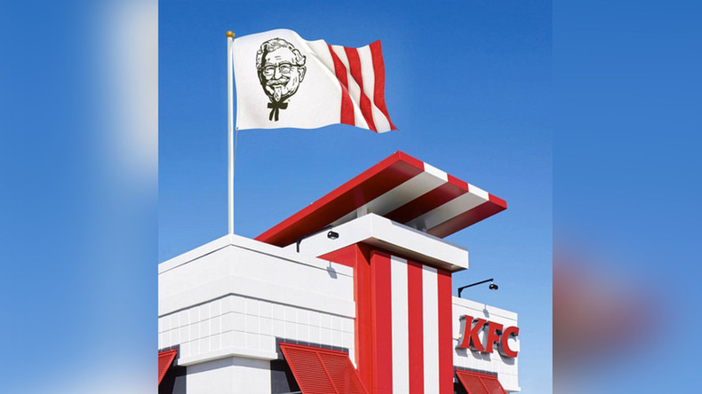 'Choking the chicken': KFC apologizes for X-rated tweet (PHOTO)