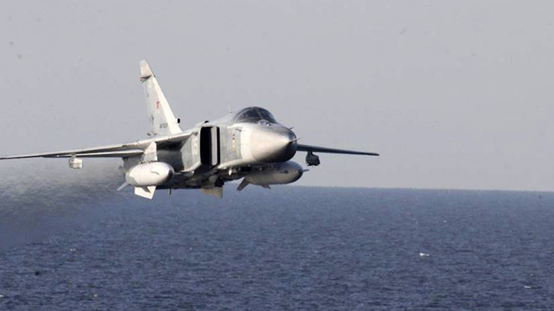 US could have shot down Russian jet flying near destroyer, Kerry says
