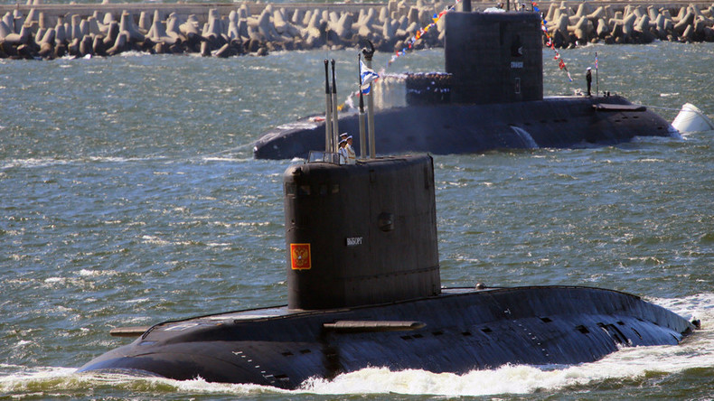 US can't keep pace with Russian submarine deployments - top Navy official