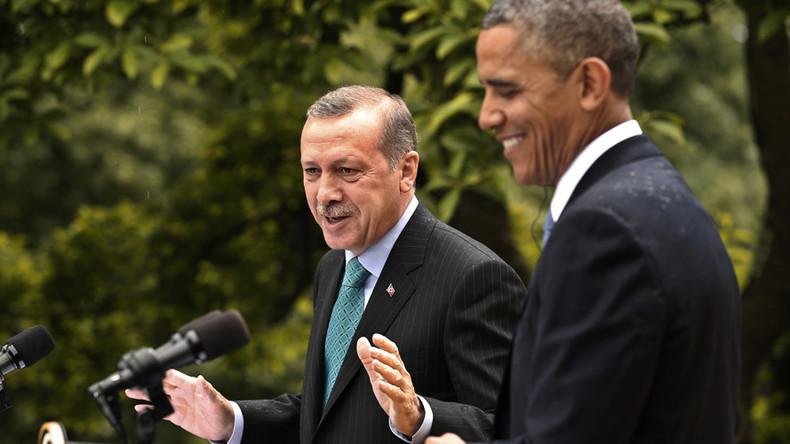 'US stance on Turkey's media crackdown – quid pro quo'