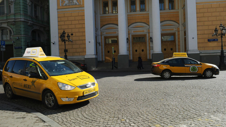 Terror ride: Taxi driver ISIS recruiter detained in Moscow