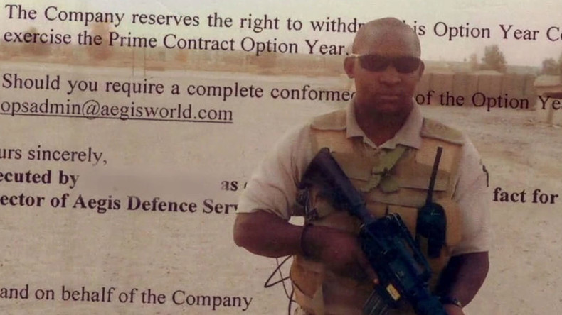 UK private military firm hired ex-child soldiers from Sierra Leone for Iraq ops
