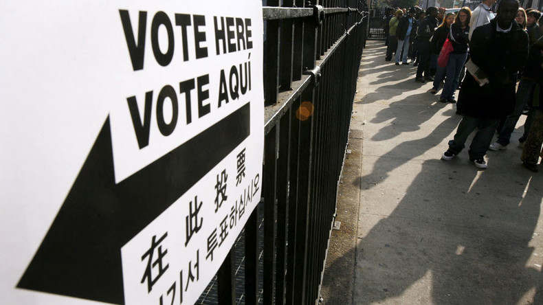 NY voters file lawsuit on eve of primary alleging 'a threat to the democratic process'