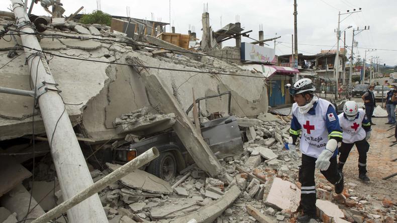 Ecuador quake death toll surges to over 400 (PHOTOS, VIDEO)