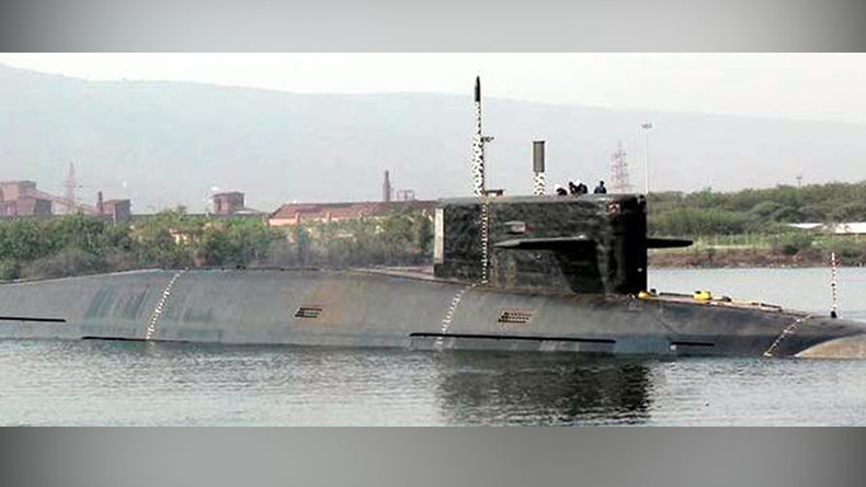 India tests 1st nuclear-propelled ballistic missile submarine