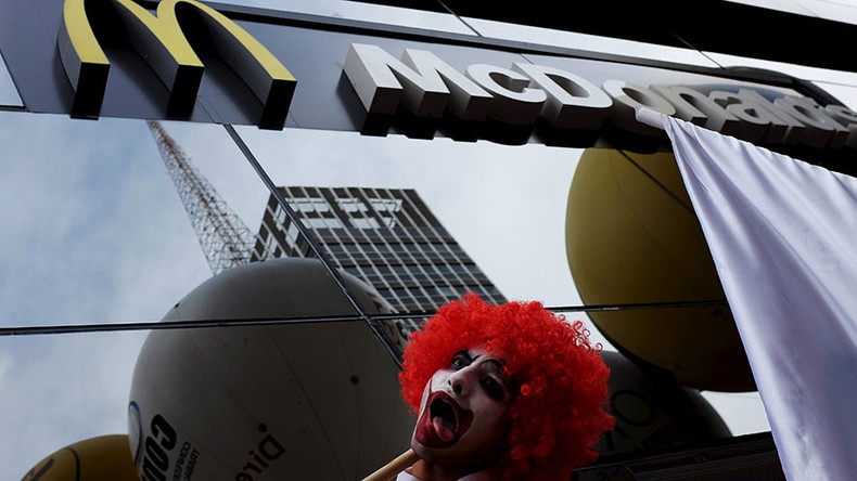 Labour bans McDonald's from conference for its anti-union history