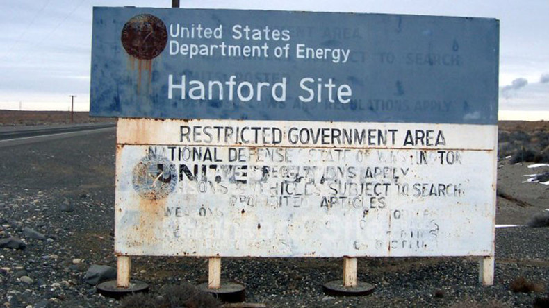 'Catastrophic': Up to 3,500 gallons of nuclear waste leak at Washington State storage site