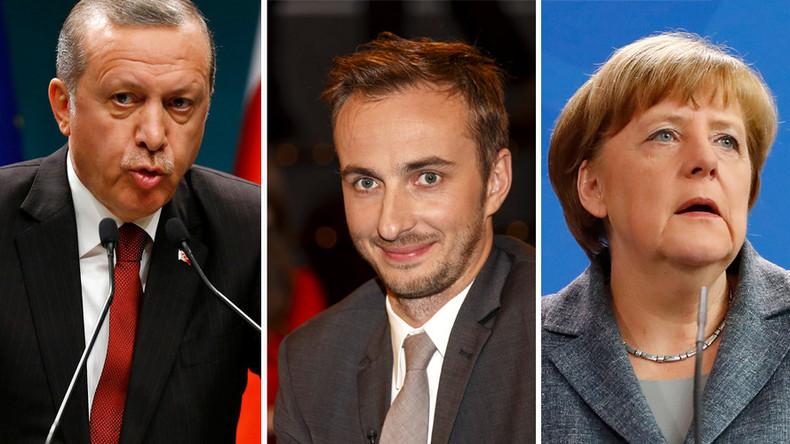 Write a filthy poem about Turkish President Erdogan, win £1,000! – Spectator (CENSORED)