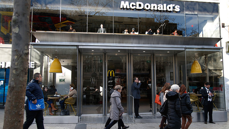 France wants €300mn from McDonald's in unpaid taxes – report