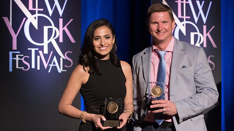 RT America bags 2 prizes at New York Festivals International TV & Film Awards
