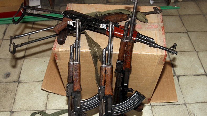 UK police hack gun smugglers' encrypted messages, seize arms cache with Paris attack links