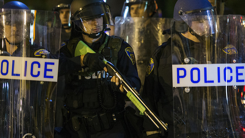 Baltimore cops sued over brutality, unlawful arrests during Freddie Gray protests