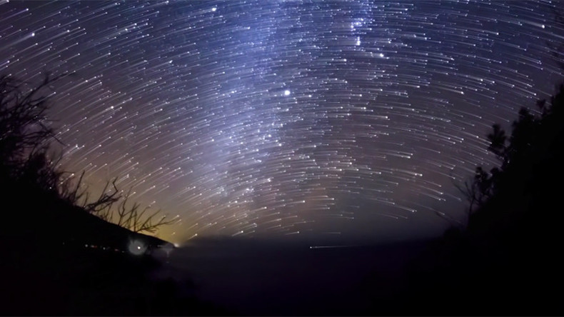 April Lyrids meteor shower to reach peak in a matter of hours