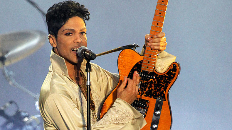 Prince found dead in studio at 57