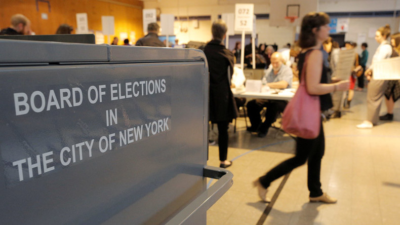 Election clerk suspended after error 'purged over 100,000 Brooklyn voters' from rolls