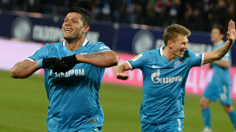 Zenit pile on pressure as Russian Premier League title race goes to the wire
