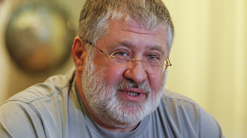 Ukrainian tycoon Kolomoysky & associates face $380mn asset freeze