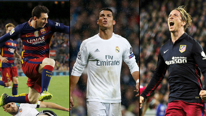 La Liga title race: Barcelona under pressure from Madrid duo