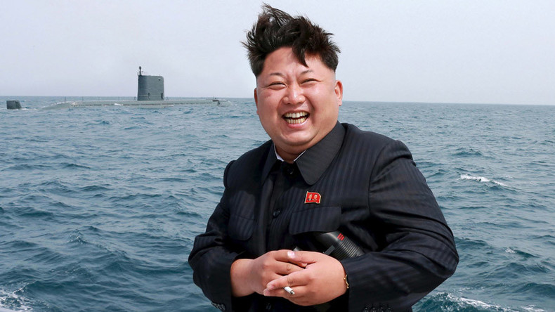 N Korea launches ballistic missile from submarine – Seoul