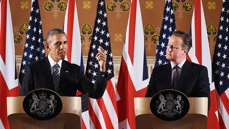US-UK trade deal could take 10 years if Brexit goes ahead, Obama warns