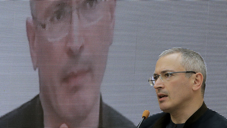 Interpol asks Russia for papers on Khodorkovsky search warrant - source