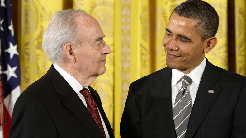 Former US Sen. Wofford, 90, reveals he will marry his male partner