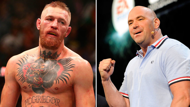 'It's not true': Dana White rejects McGregor's UFC 200 announcement