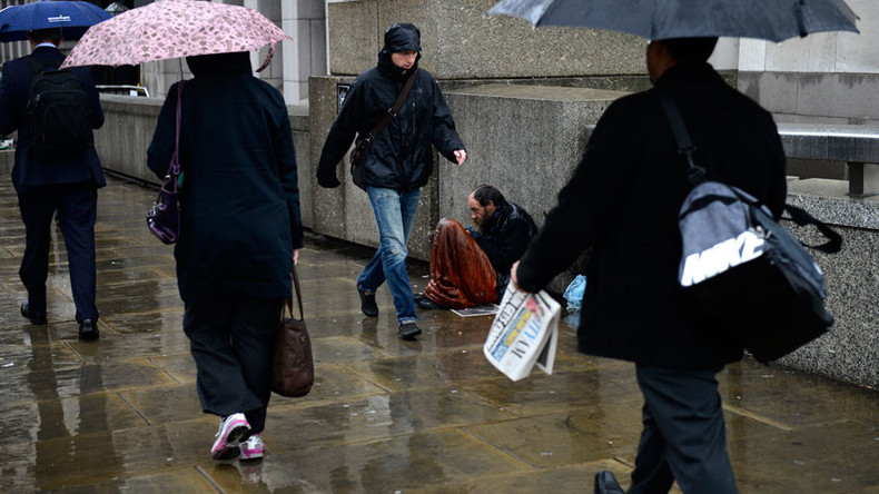 Many homeless in England have no right to real help from state – study