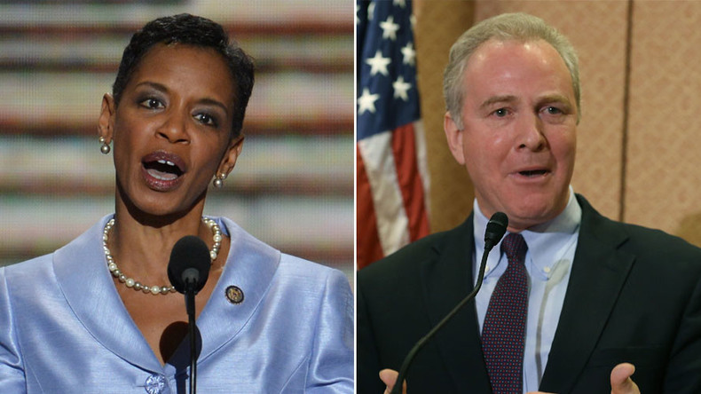 Muddy politics: Democratic candidates duke it out for Maryland US Senate seat