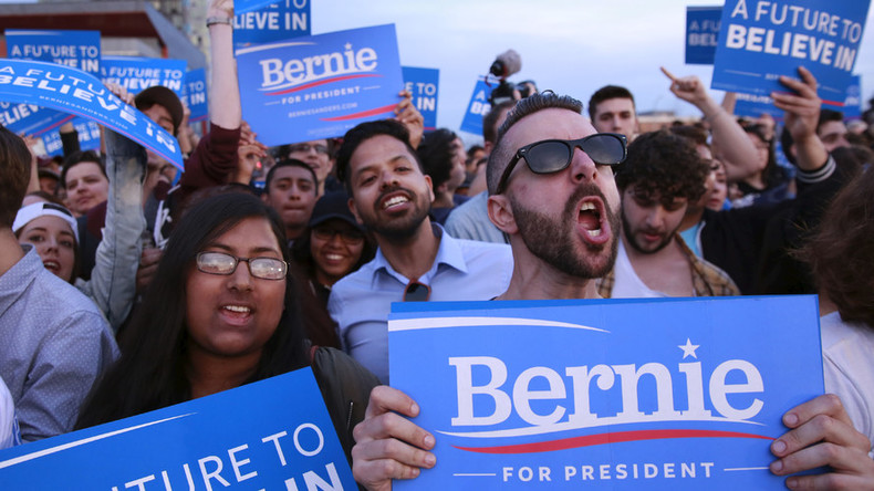 Pro-Sanders Facebook pages compromised ahead of 5 state primaries, Clinton supporters suspected