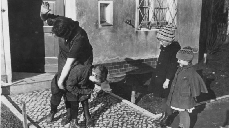 Spare the child: Spanking linked to aggression & mental health problems