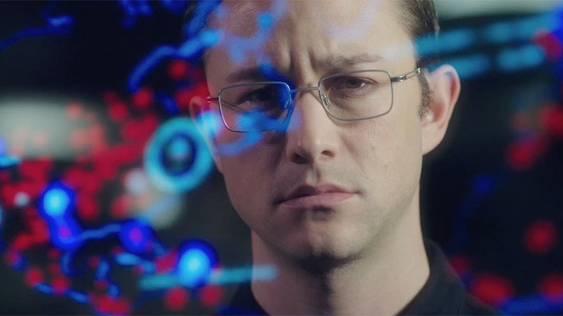Oliver Stone's Snowden movie trailer drops (VIDEO)