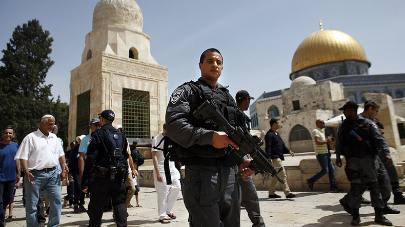 'Israeli extremists backed by security forces' repeatedly storm Al-Aqsa mosque during Passover week