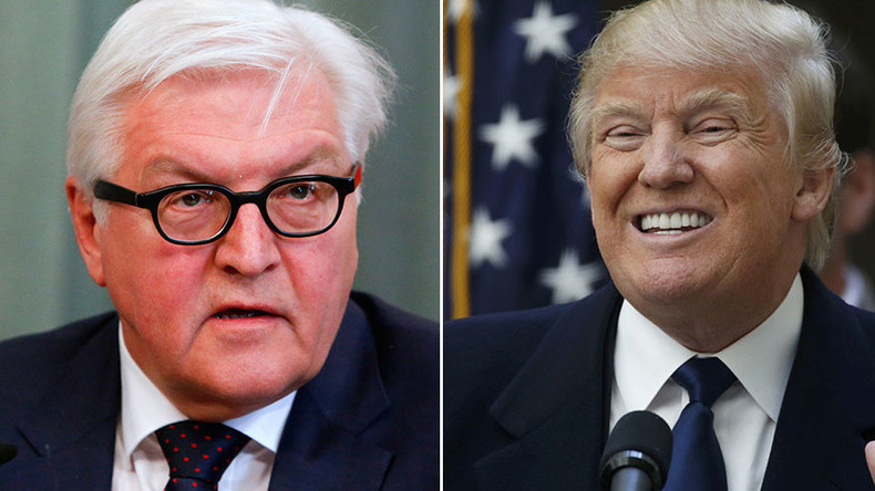 Trump's 'America first' policy 'no answer' to modern global situation – German FM