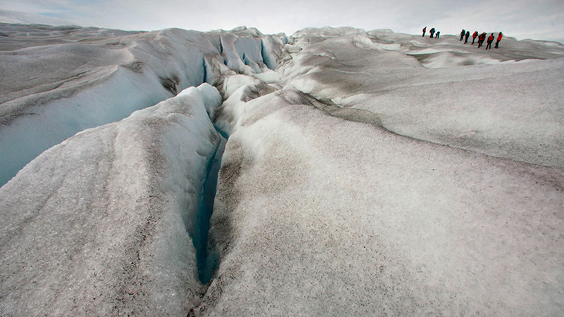 Climate chaos in UK driven by melting ice-caps, warming over Greenland - study