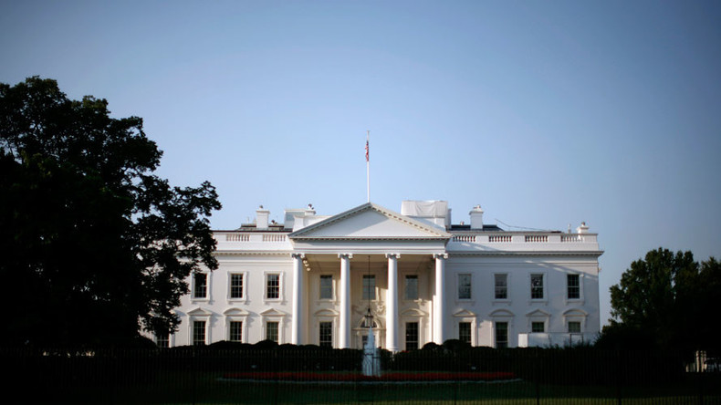 Mimicking Trump? Secret Service proposes taller fence around White House (VIDEO)