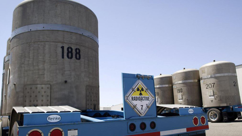 Chemical vapors sicken 20 nuclear facility workers, cause evacuation, work stoppage