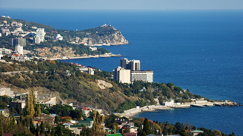 US legislators propose bill to tie Russian sanctions to Crimea