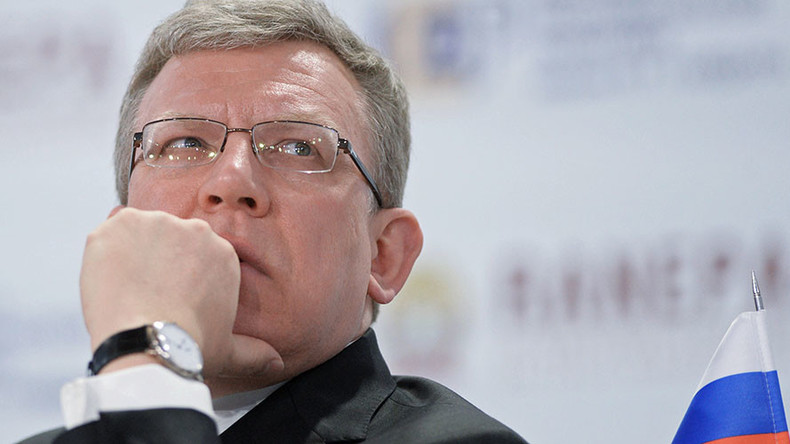 Fmr Russian finance minister Kudrin appointed vice-chairman to presidential economic council