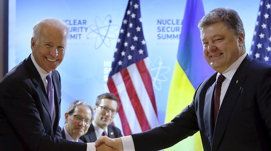 Biden pledges Ukraine additional $335mn in military assistance
