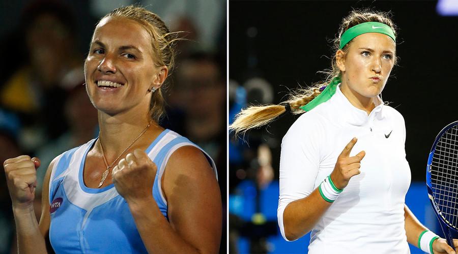 Russia's Svetlana Kuznetsova to face Victoria Azarenka in Miami Open final