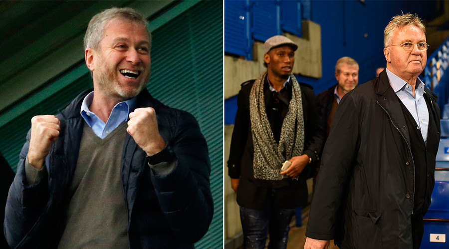 Abramovich names himself next Chelsea manager! Best April Fools' pranks in sports