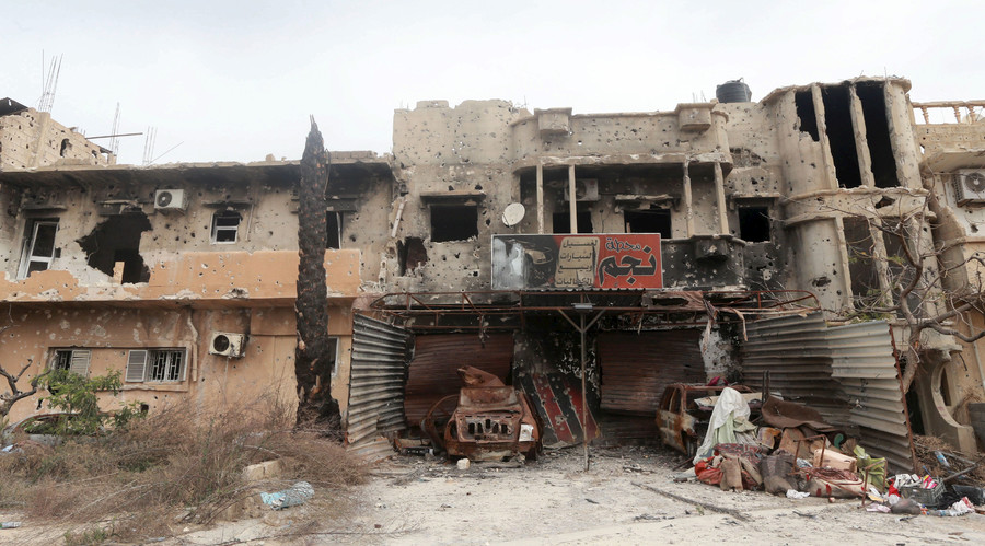 Is fractured Libya finally 'ready for democracy' almost 7yrs since NATO 'liberation'? (DEBATE)