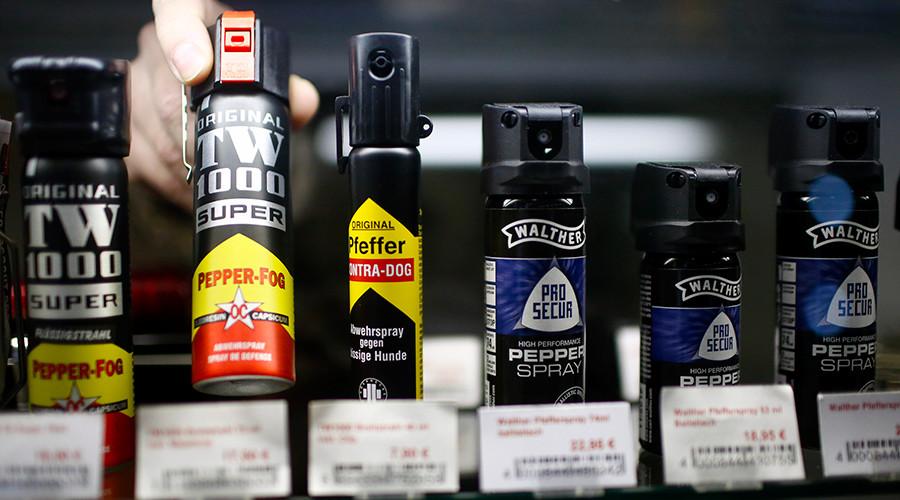 April Fools' spray: Pepper spray high school prank hospitalizes 26 students
