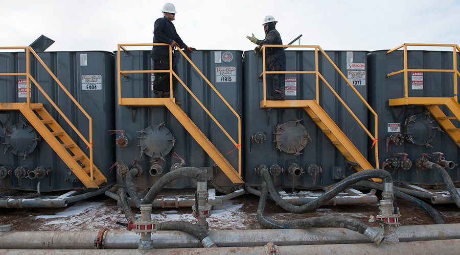 'Wake-up call': Study finds fracking can pollute underground drinking water
