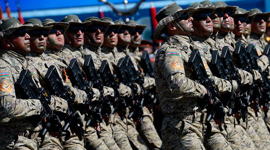 Azerbaijan envoy says ready for military solution to Nagorno-Karabakh issue, Erdogan backs Baku