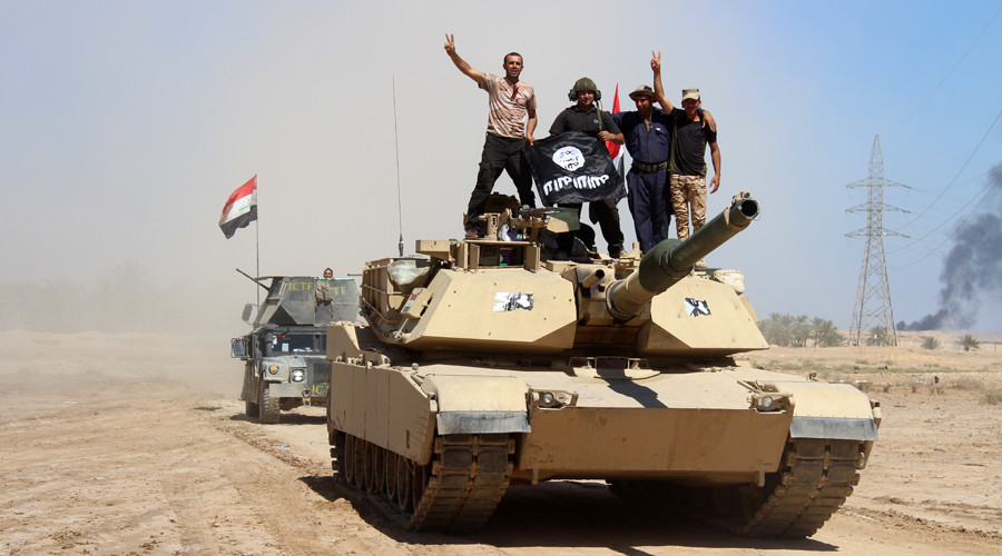 1,500 prisoners, mostly civilians, freed from ISIS prison dungeon in Iraq
