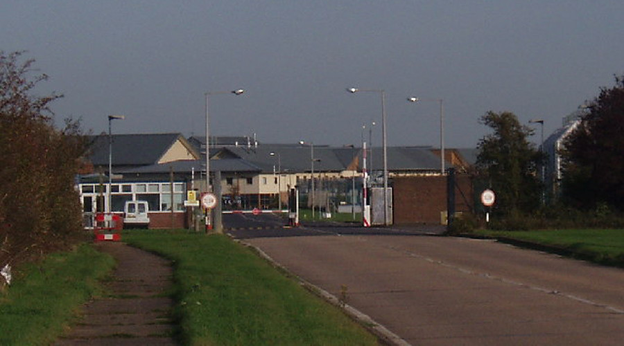 1 suicide attempt a day in UK immigration detention centers